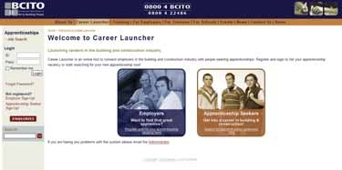 BCITO's web-based Career Launcher takes off! – Building Today