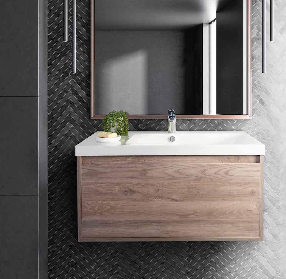 Hitting The Sweet Spot In Bathroom Vanity Design Building Today